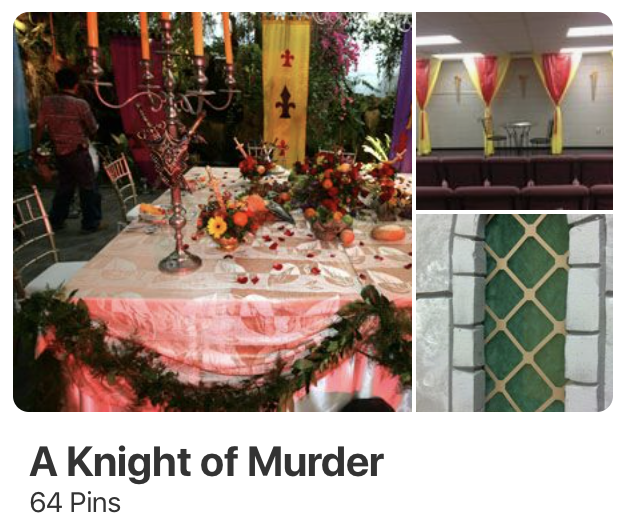 Knight of Murder: A Murder Mystery Game - Night of Mystery